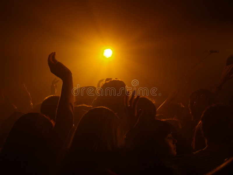 Elevation Worship stock photo