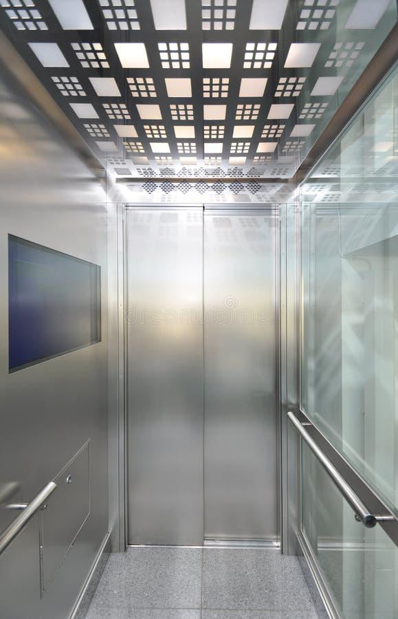 Elevator stock image