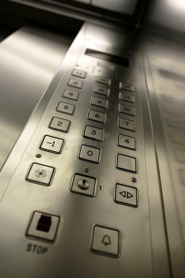 elevator royaltyfri foto