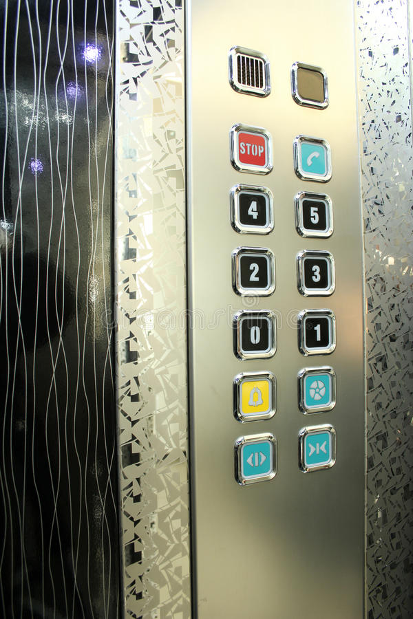 Download Elevator stock image. Image of up, metallic, abstract - 33027631