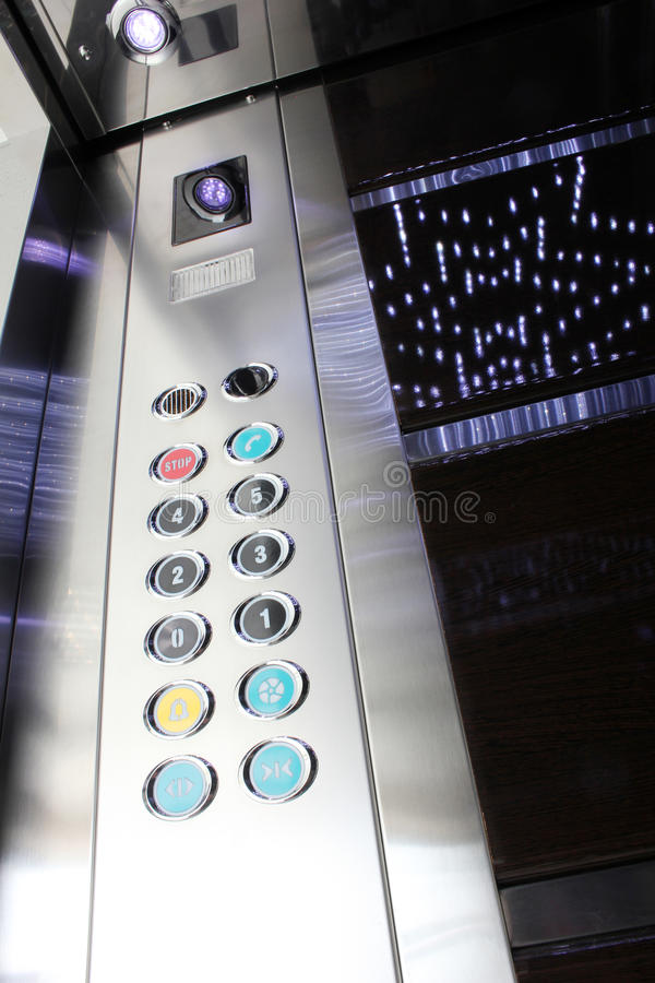 Download Elevator Stock Image - Image: 33028311