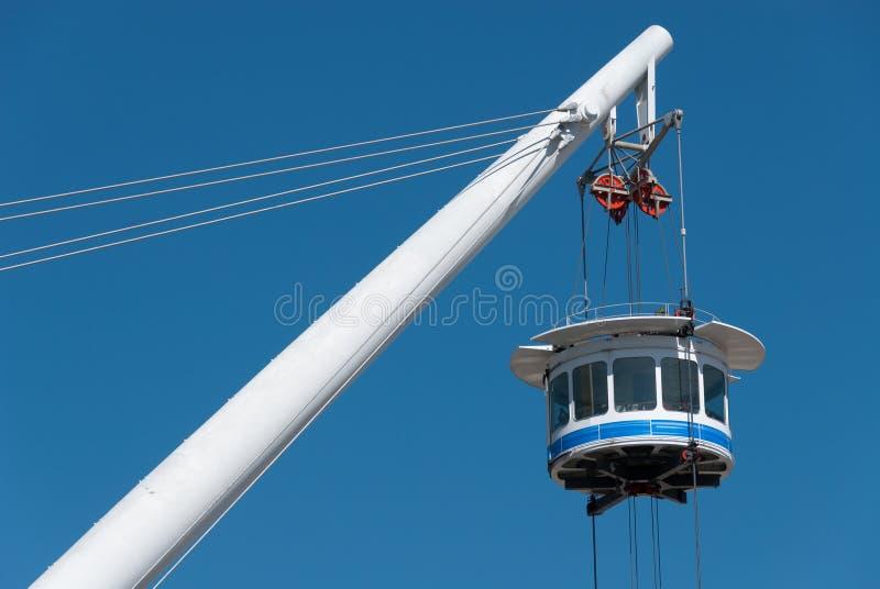Elevatore panoramico immagine stock libera da diritti