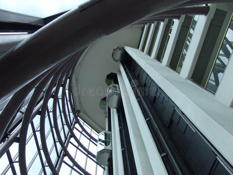 Elevators royalty free stock image