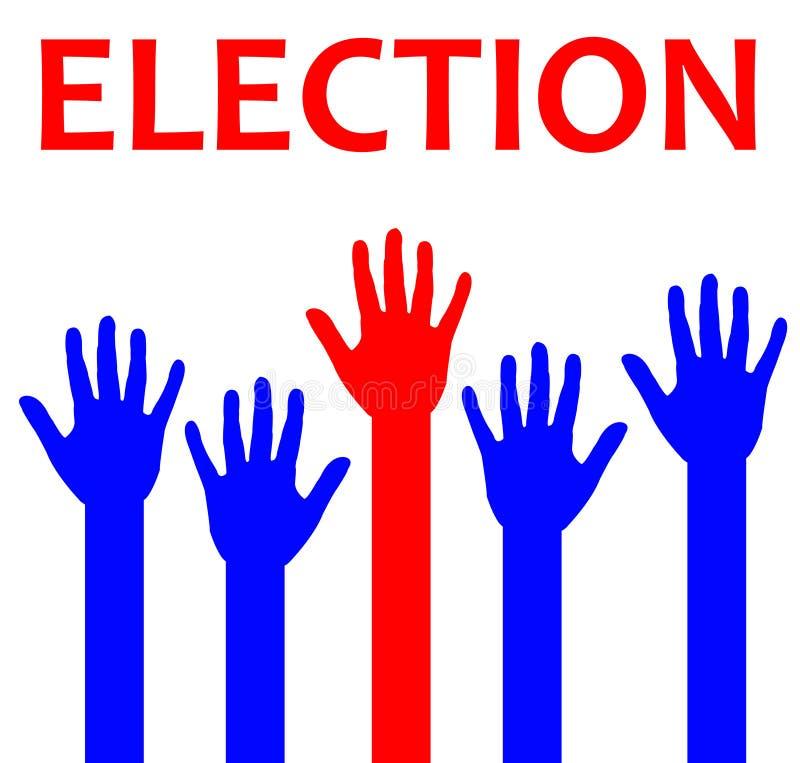 Elezione royalty illustrazione gratis