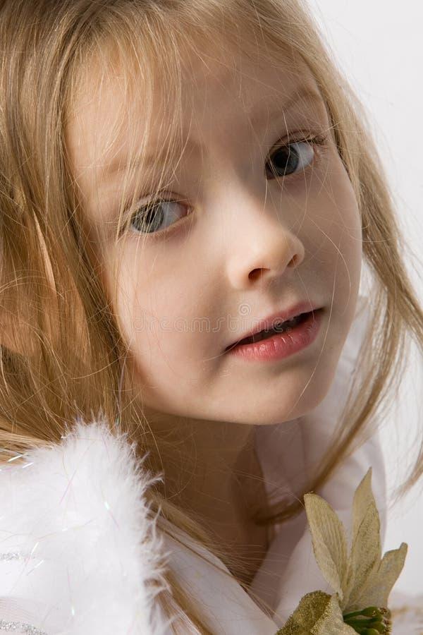 elf dziewczyna obraz stock
