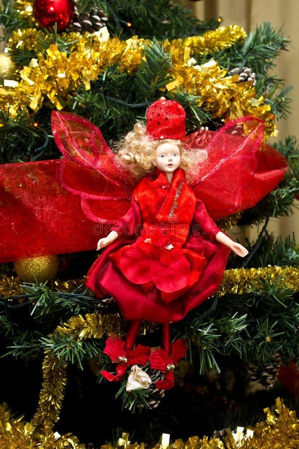 Elf mała dziewczyna obraz stock