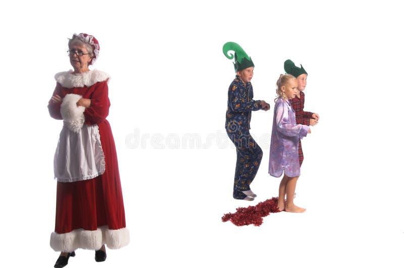 Elfi d'evasione fotografie stock