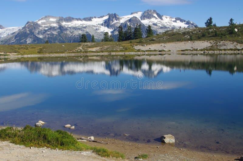 Elfin озера стоковые фото