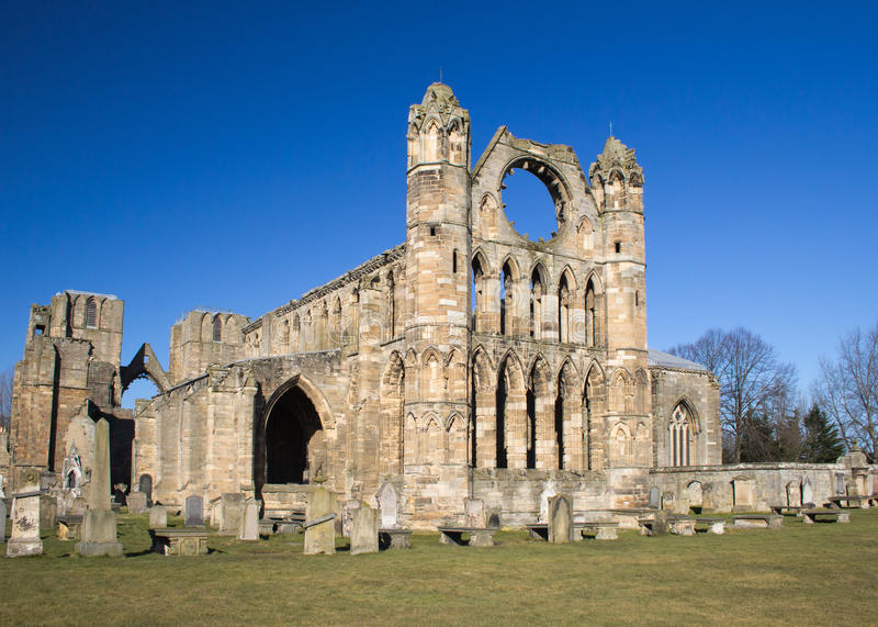 Download Elgin Cathedral Royalty Free Stock Images - Image: 30760589