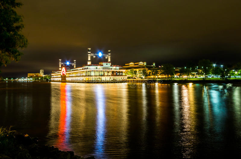 Elgin Riverboat στοκ εικόνες