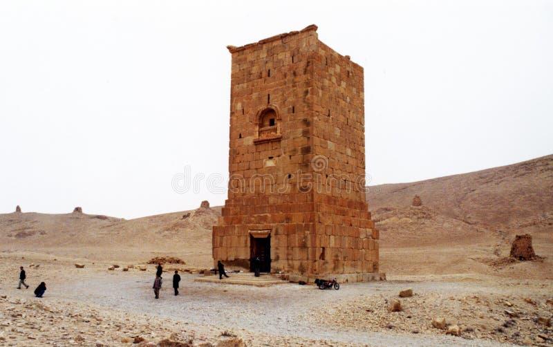 Elhabel grobowiec zdjęcia royalty free