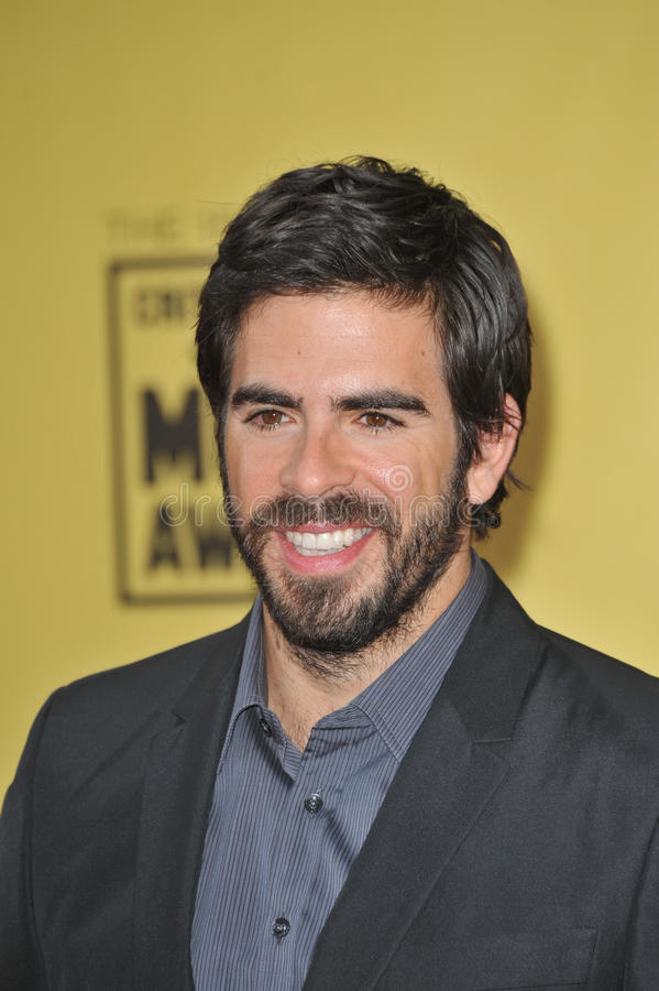 Download Eli Roth editorial stock image. Image of choice, angeles - 26491489