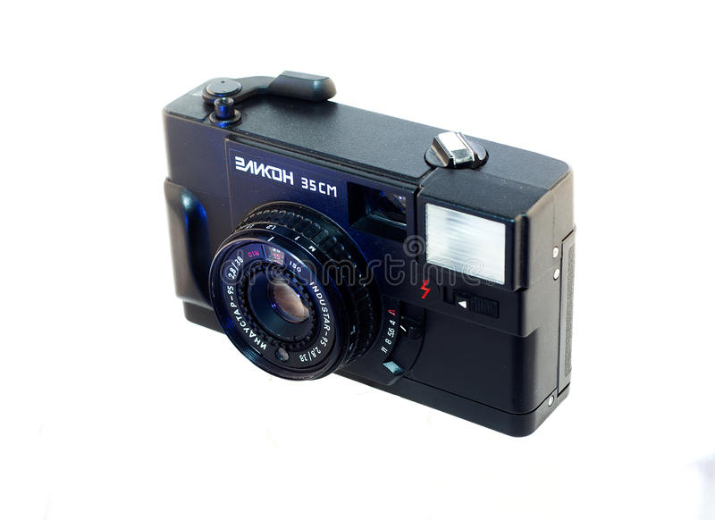 Elicon 35sm stock images