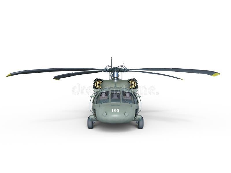 elicottero illustrazione di stock