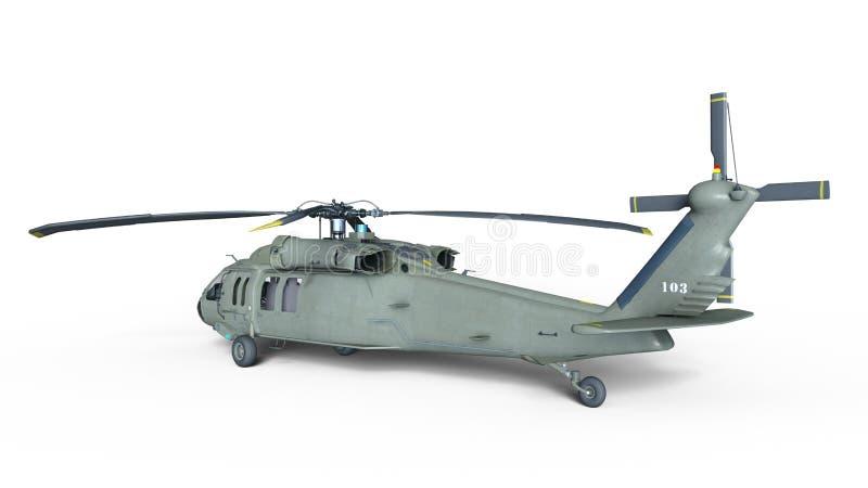 elicottero royalty illustrazione gratis