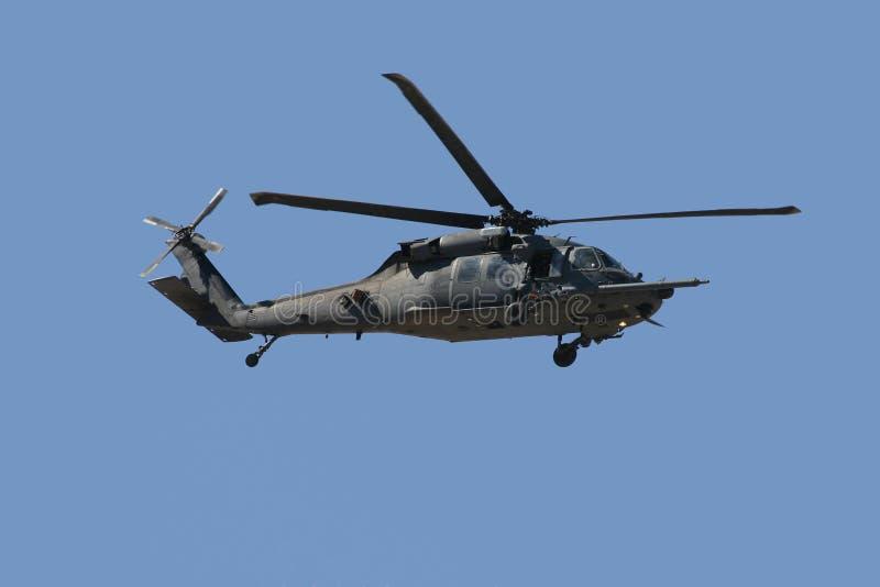 Elicottero di Blackhawk fotografie stock libere da diritti
