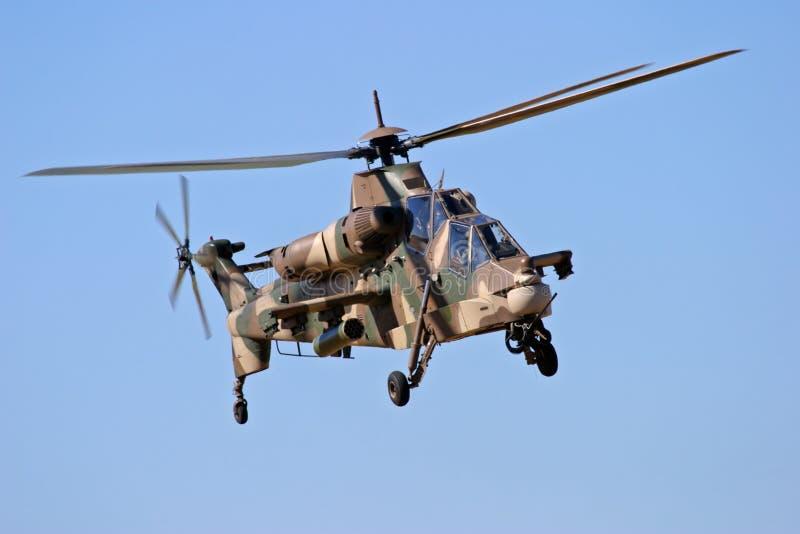 Elicottero di Rooivalk immagini stock
