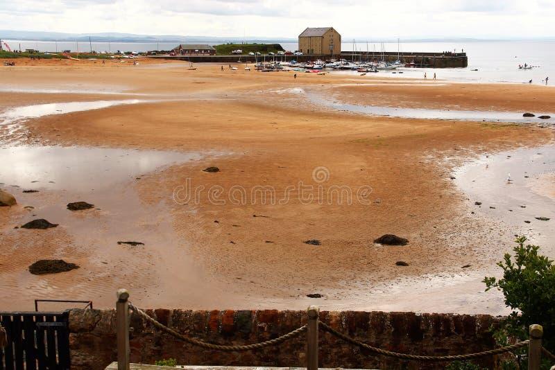 Elie, Шотландия стоковая фотография