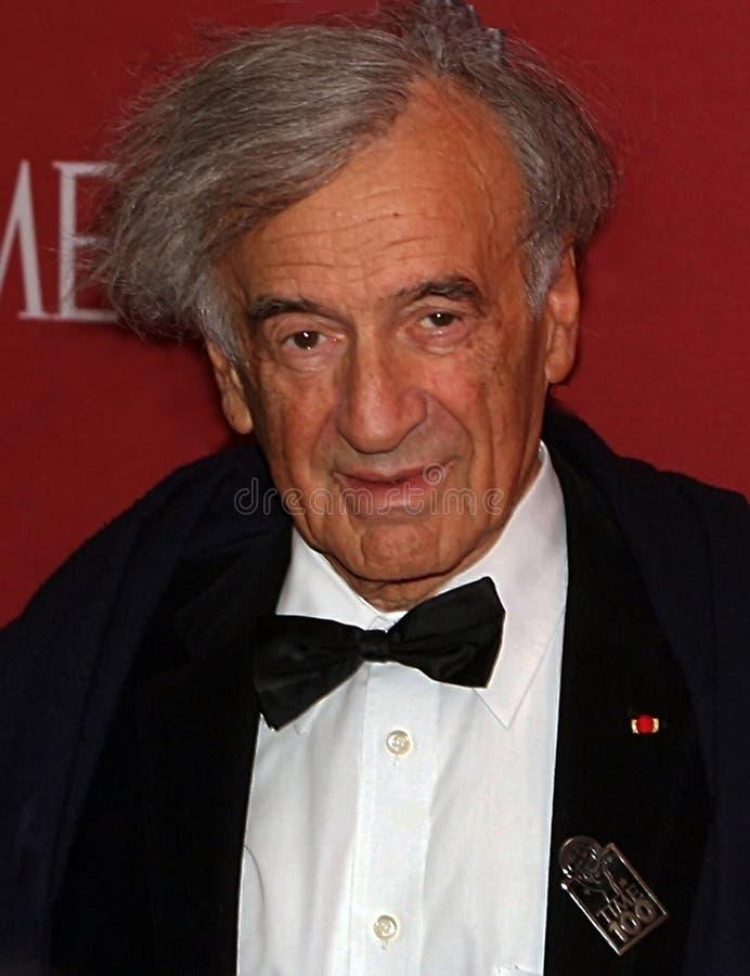 Elie Wiesel zdjęcie royalty free