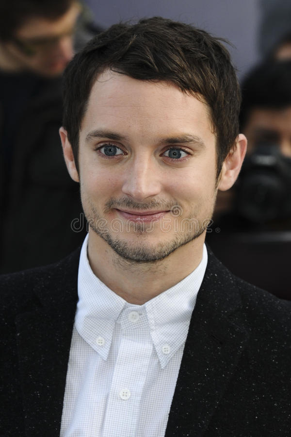 Elijah Wood royalty free stock photography