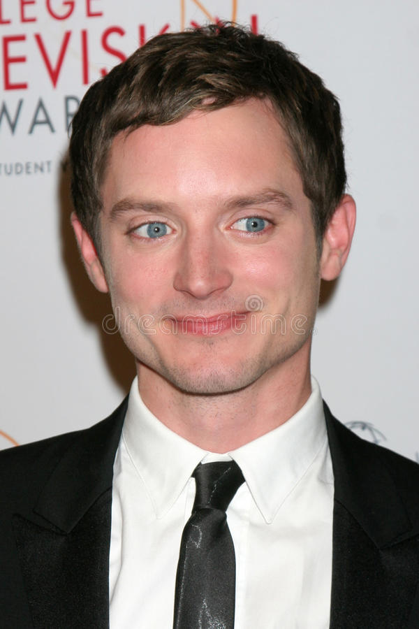 Elijah Wood stock photography