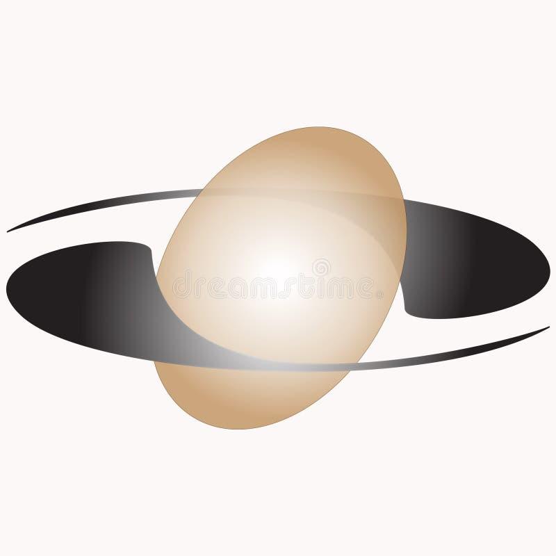 Elipsoidy sfera zdjęcia stock