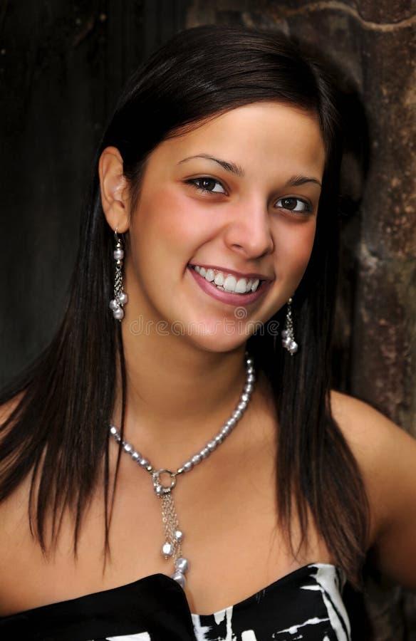 Elisa, portrety w naturalnym świetle zdjęcia royalty free