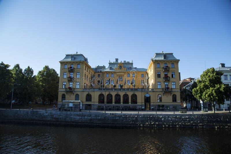 Elite Groot Hotel, Gävle stock afbeeldingen