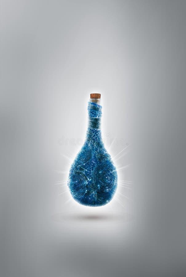 Elixir stock image