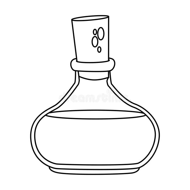 Free Elixir Battle Line Art Stock Photography - 76787602