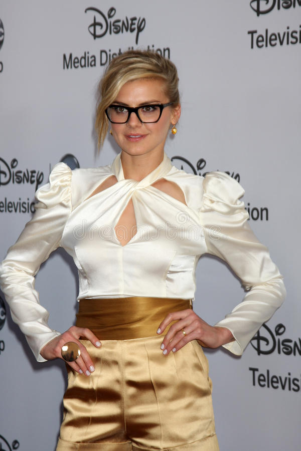 Download Eliza Coupe Arrives At The ABC / Disney International Upfronts Editorial Photography - Image: 25283817