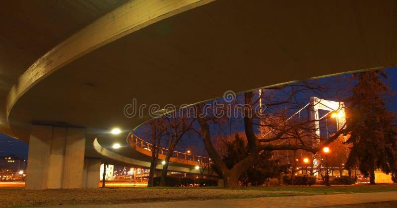 Elizabeth Bridge stock foto