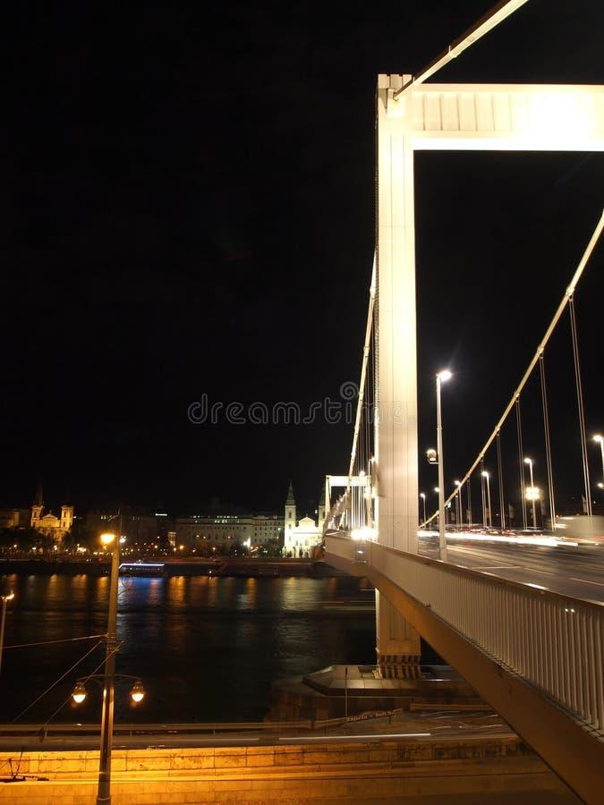 Elizabeth Bridge royalty free stock photography