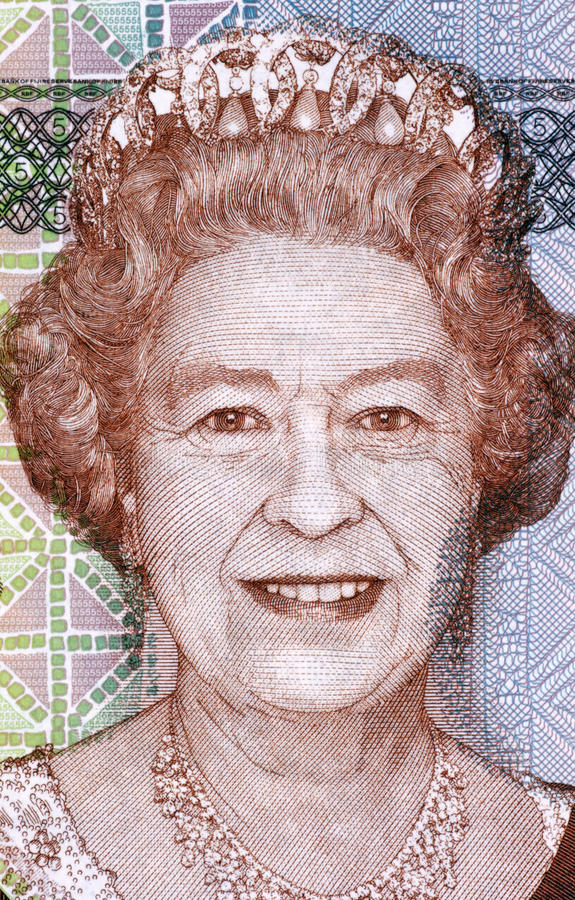Download Elizabeth II editorial stock photo. Image of banknote - 29432348
