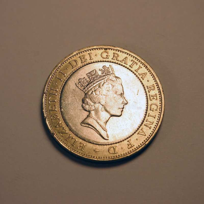 Download Elizabeth II stock image. Image of crowned, currency, noble - 58427