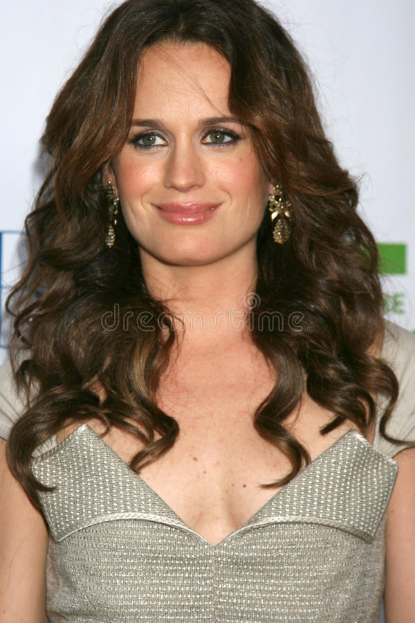 Elizabeth Reaser stock foto