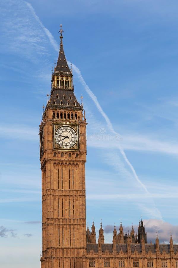 Elizabeth Tower, Londra immagini stock