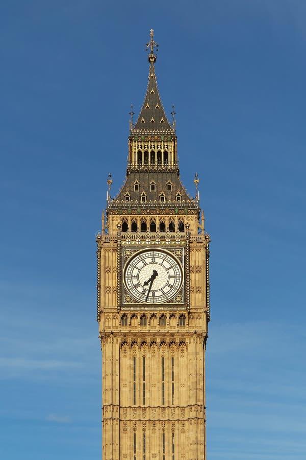 Elizabeth Tower, Londra fotografie stock libere da diritti