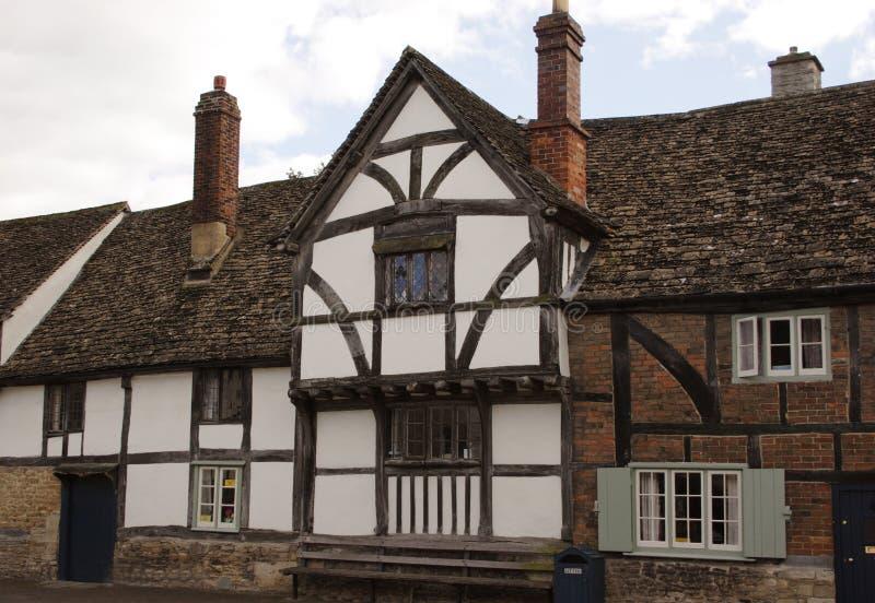 Elizabethan House stock images