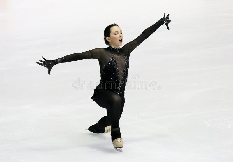 Elizaveta TUKTAMYSHEVA (RUS) photos stock