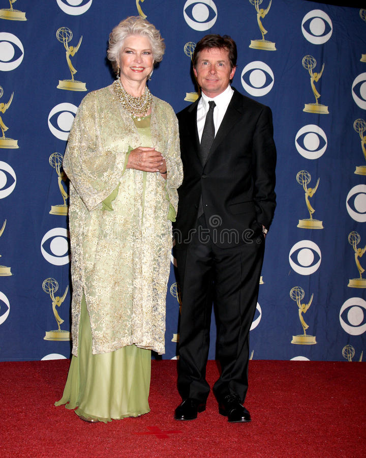 Download Ellen Burstyn,Michael J Fox Editorial Photography - Image: 35524607