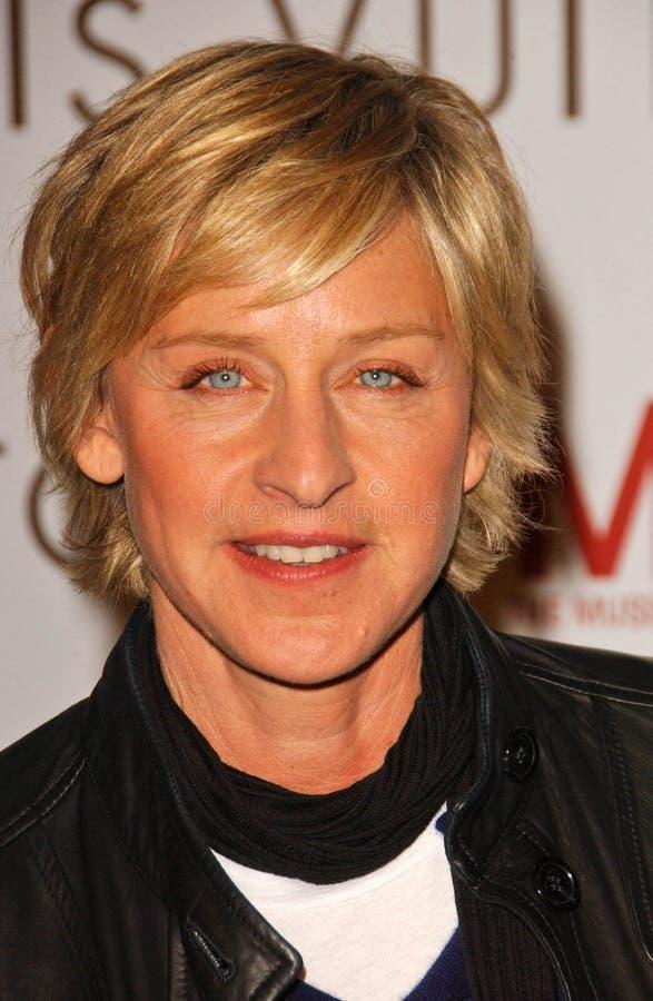 Ellen de Generes photos stock