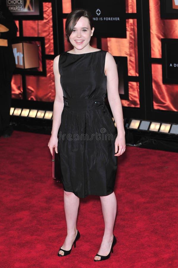 Download Ellen Page editorial photo. Image of annual, juno, auditorium - 23832876