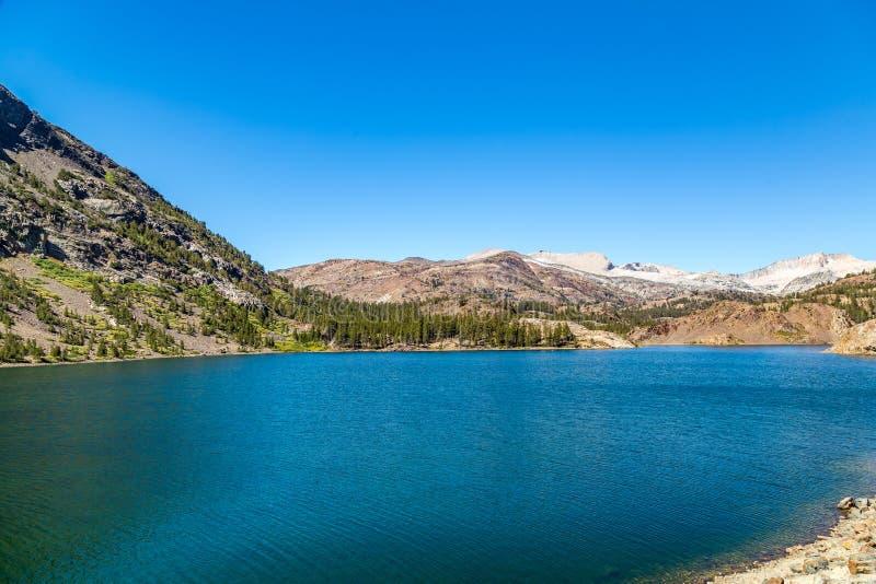 Ellery Lake arkivfoton