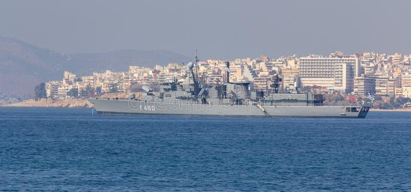 Elli class frigate F-460
