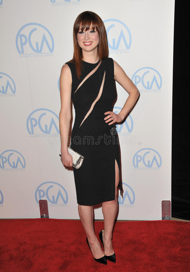Ellie Kemper photo stock