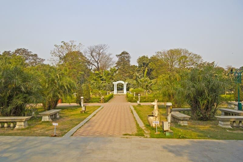 Elliot Park Calcutta arkivfoto
