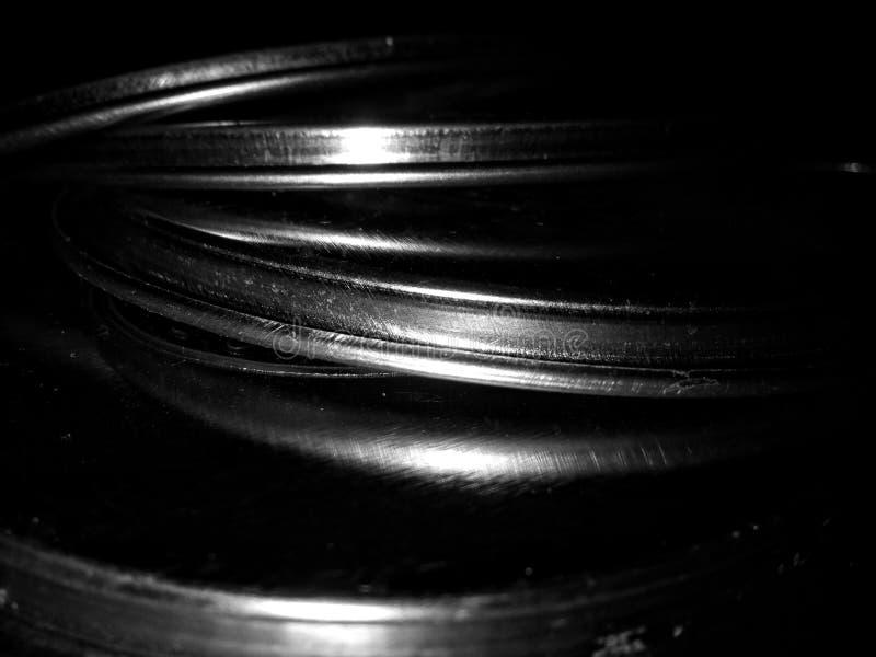 ellips former abstraktion arkivbild