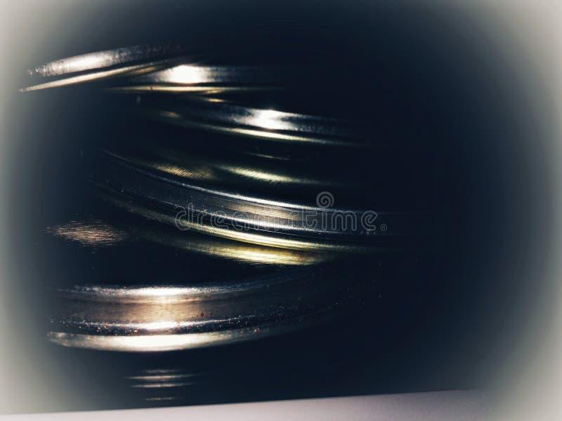 ellips former abstraktion royaltyfri foto