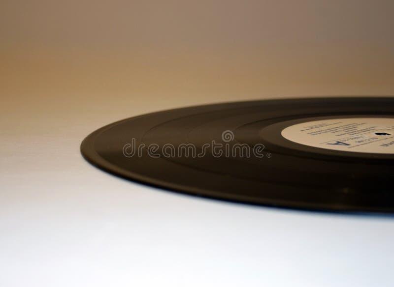 Ellipse de vinyle photographie stock libre de droits